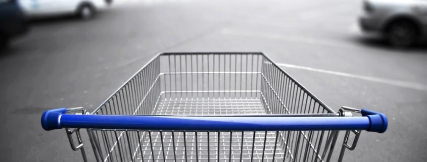 De webwinkelverlater verleiden tot het doorvoeren van de bestelling