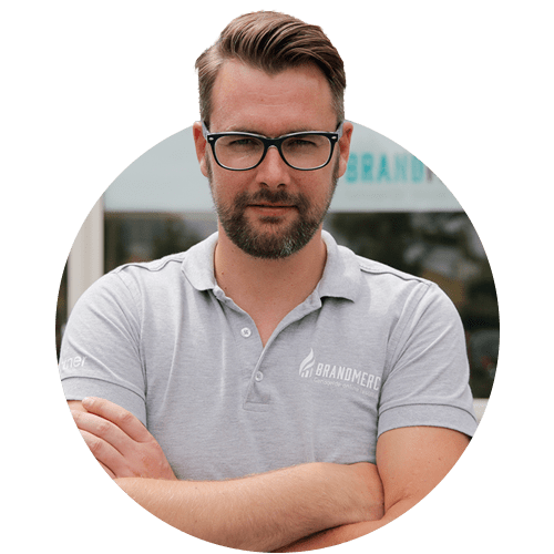 Online marketing specialist Martijn