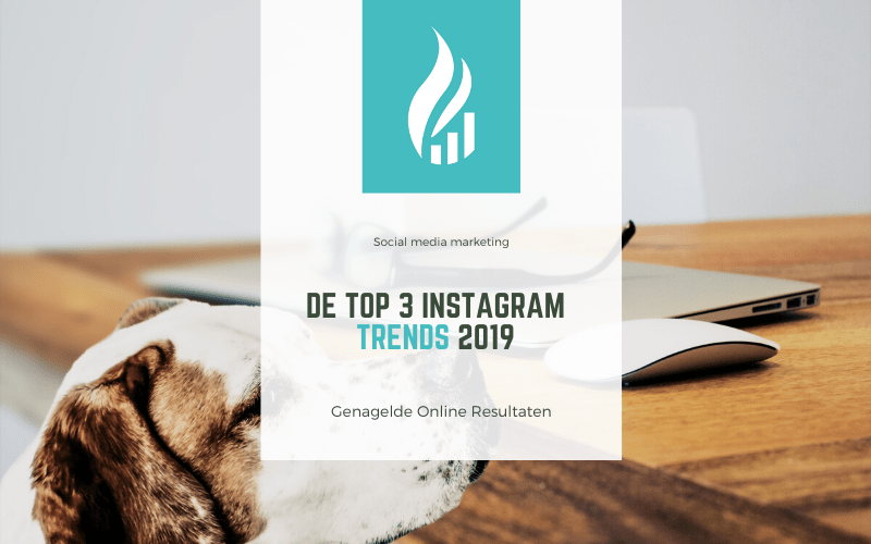 Top 3 Instagram trends in 2019