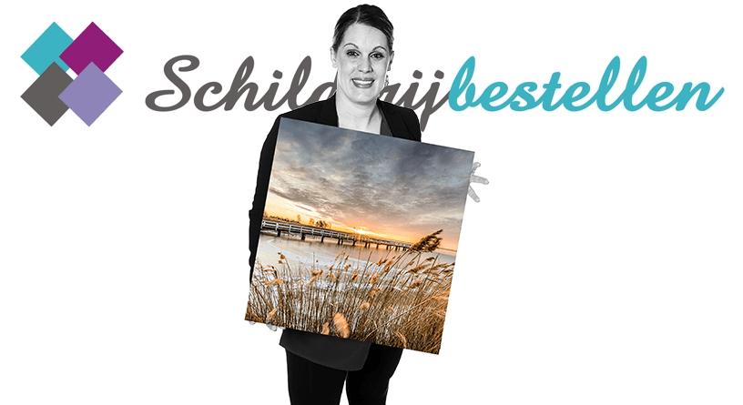 Schilderijbestellen.nl amber sardine