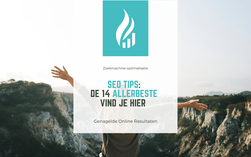14 SEO tips voor de beste pagina