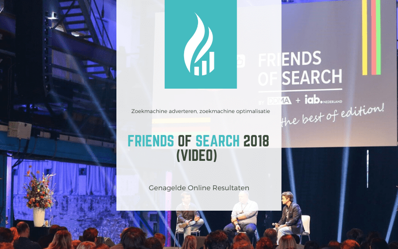 Friends of Search 2018 (video)