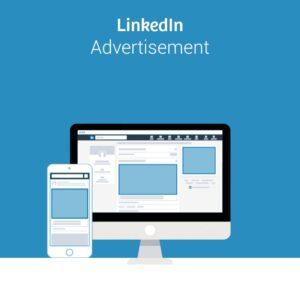 linkedin advertisement