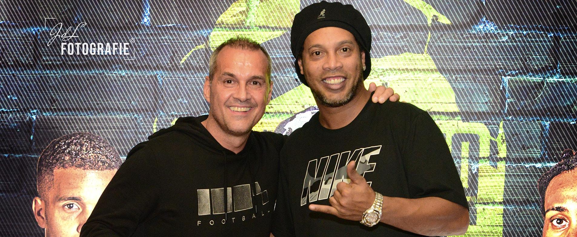 shirtsenzo Enzo Pepe en Ronaldinho