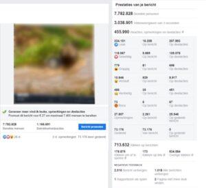 video campagne facebook