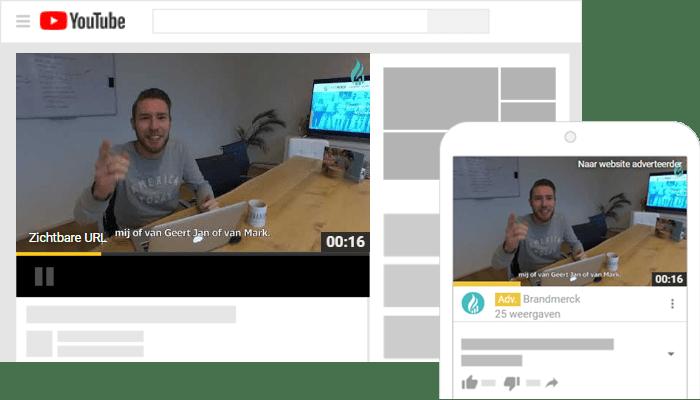 Insteam-videoadvertenties die niet kunnen worden overgeslagen